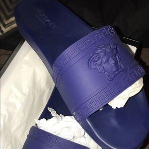 59498bad711 Men s Versace Slides on Poshmark